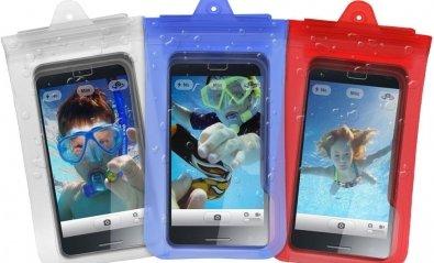 SXP lanza una funda para sacar fotos bajo el agua con tu móvil
