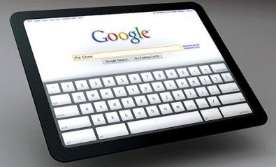 Google lanzará su tablet Nexus en el verano de 2012