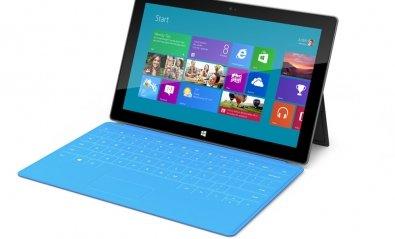 La tableta Surface llegará a España el 14 de febrero por 479 €