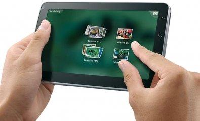 Ocho tabletas Android de 8 a 10 pulgadas