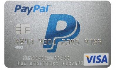 PayPal lanza su propia tarjeta de crédito