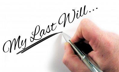 Cómo hacer testamento digital