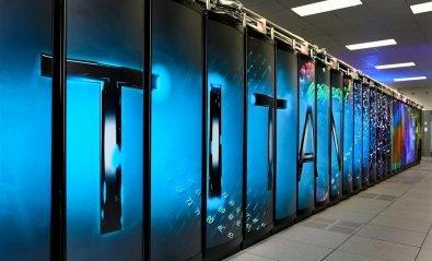 Titan: superordenador con chips AMD y NVIDIA