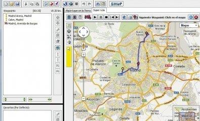 De Google Maps a tu navegador GPS