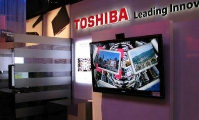 Toshiba anuncia que lanzará una televisión 3D que no requerirá gafas