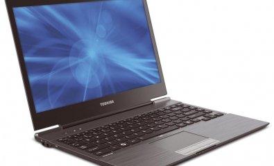 Toshiba sorprende con el ultrabook más ligero del mundo