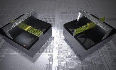 Intel inventa los transistores en tres dimensiones