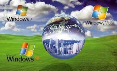Tres generaciones de Windows a examen