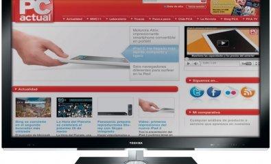 TV Toshiba 40WL768, con WiFi incorporado