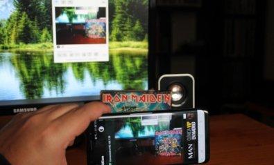 Cómo usar tu móvil Android como webcam