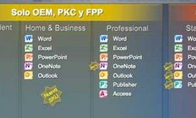 Microsoft Office 2010 aumenta la productividad, es multiplataforma y está más volcado en la Nube