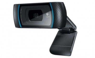 Videollamadas en alta definición con Logitech Pro HD Webcam C910