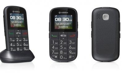 Vodafone 155 Simplicity, móvil para los mayores
