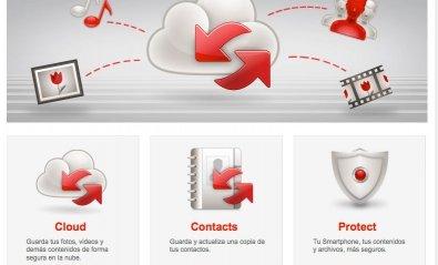 Vodafone se apunta a ofrecer servicios en la Nube