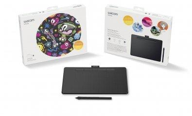 Wacom mejora su tableta Intuos para artistas digitales
