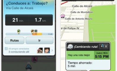 El navegador Waze se vuelve más social en su versión 3.5