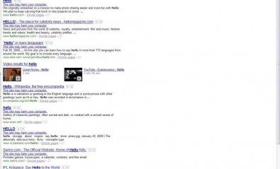 Google alerta a 20.000 webs de que pueden estar hackeadas