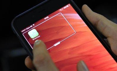 WhatsApp para iOS ya permite videollamadas