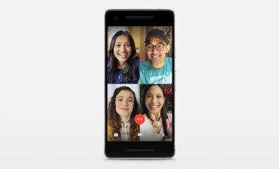 WhatsApp añade las llamadas y videollamadas en grupo