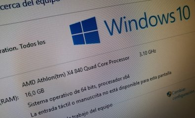 Cómo saber si tu Windows es de 32 o de 64 bits