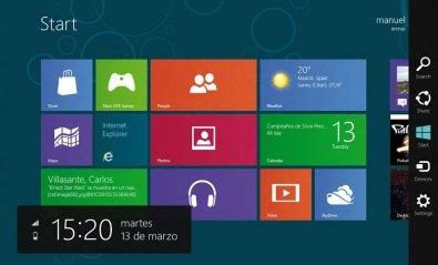Windows 8 alcanza los 100 millones de licencias vendidas