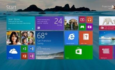 Windows 8 deja atrás a Vista, pero no crece al ritmo esperado