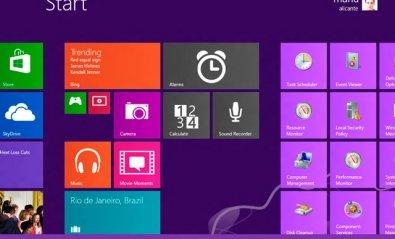 Windows Blue: filtrada la primera revisión de Windows 8