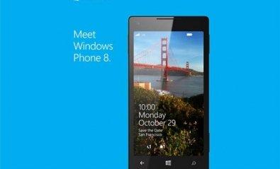 Microsoft presentará Windows Phone 8 el 29 de octubre