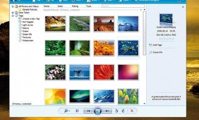 La Galería de fotos de Windows 7 es demasiado lenta