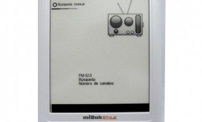 Wolder Mibuk Style, eReader con opciones multimedia