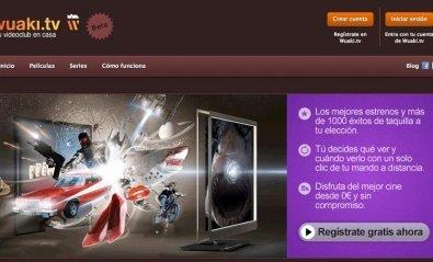 Wuaki.tv cumple su primer año de vida con 100.000 clientes