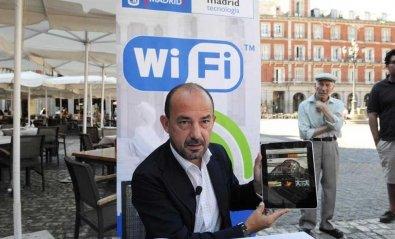 Ya hay WiFi gratis en la Plaza Mayor de Madrid