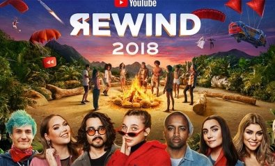 "YouTube Rewind, el ""peor"" vídeo de la historia de YouTube"