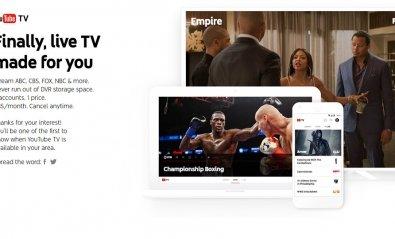 YouTube TV: ¿qué es y qué novedades aporta?