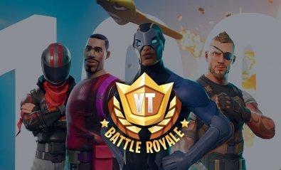 ElRubius se lleva a 100 YouTubers a Gamergy para jugar a Fortnite