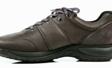 Zapatos con sensores para ayudarnos a mejorar la salud