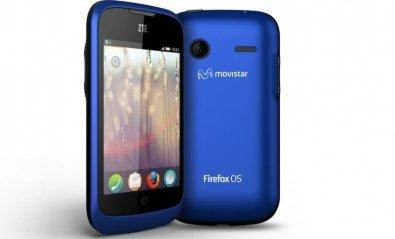 ZTE presenta el primer smartphone con Firefox OS