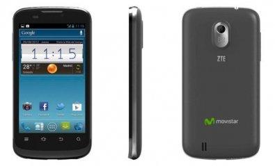 Telefónica y ZTE comercializan el smartphone Skate Pro