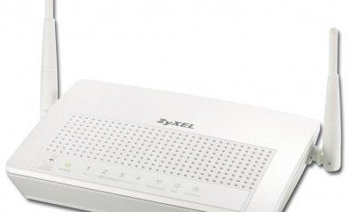 Router inalámbrico con un toque profesional Zyxel P660HN-F1