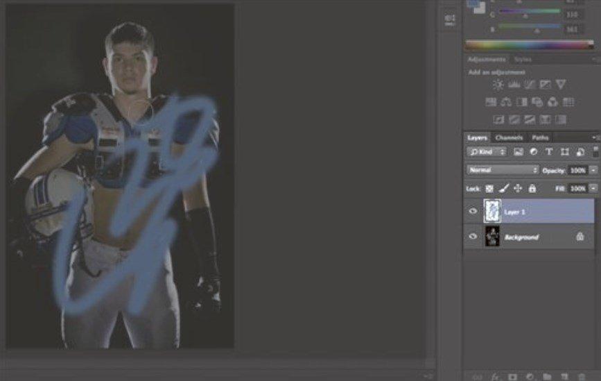 Trabajo con capas y ajuste de capas en Photoshop CC