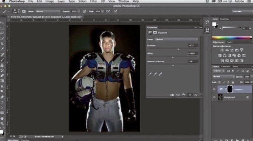 Trabajo con máscaras en Photoshop CC