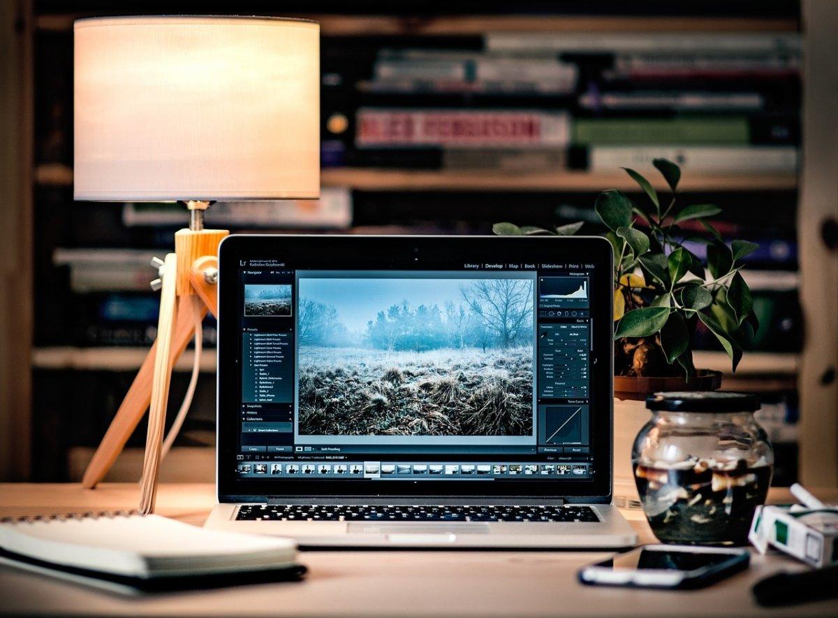 Tratamiento de imágenes en Adobe Lightroom