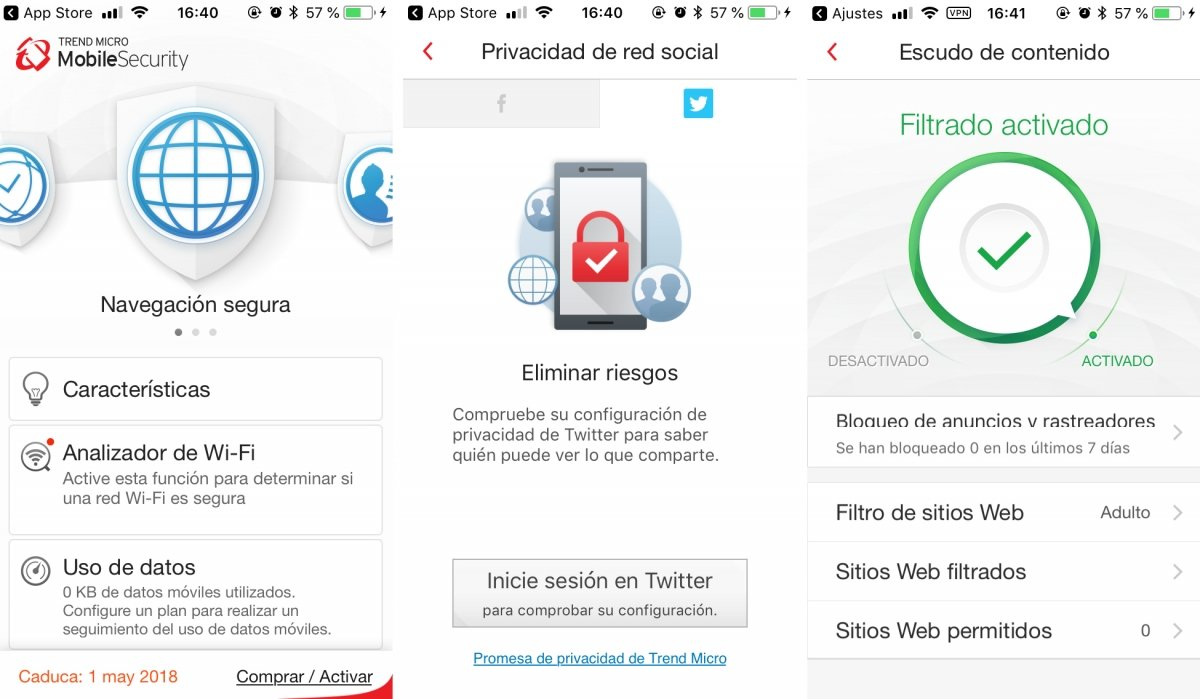 Trend Micro Mobile Security, perfecto para cuidar tu móvil