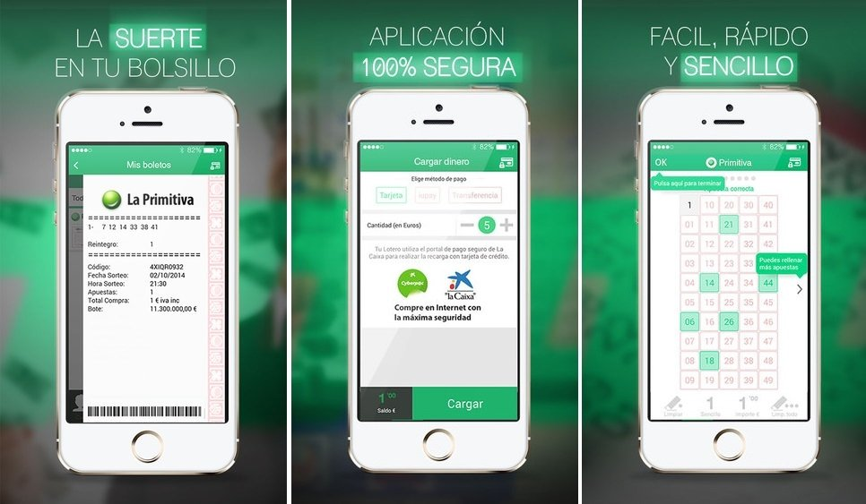 TuLotero: una app segura, completa y fácil de usar