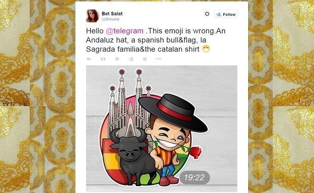 Tweet original, generador de la polémica