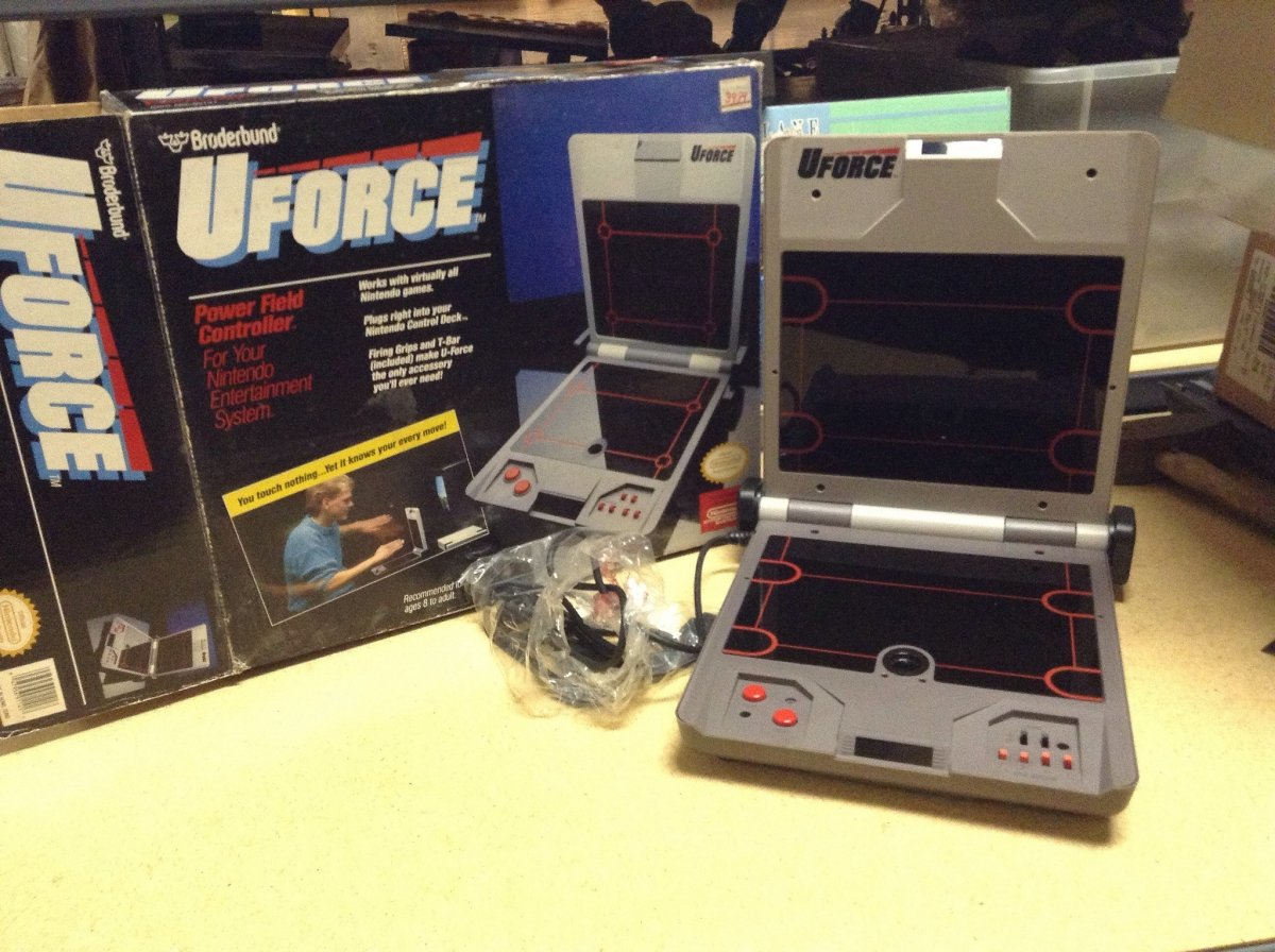 U-Force Motion Controller