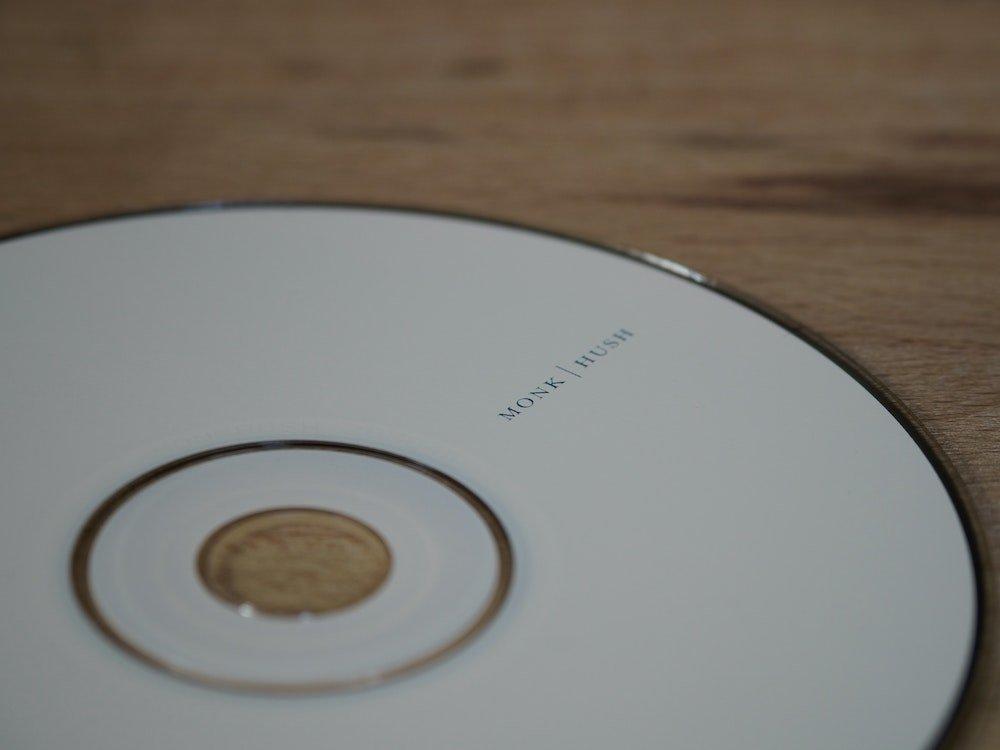 Un CD de audio