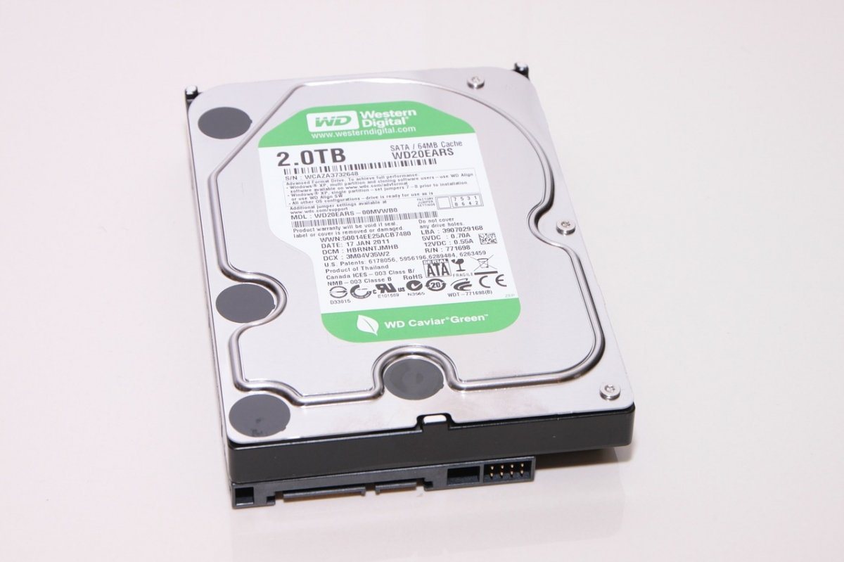Un formateo a bajo nivel deja un disco duro como si no se hubiese usado nunca
