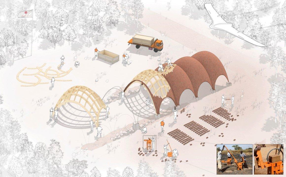 Un proyecto de construcción sostenible