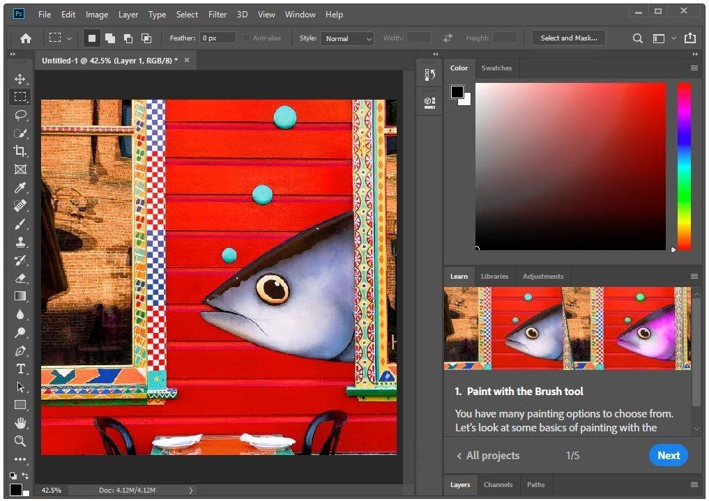 Un tutorial de Photoshop
